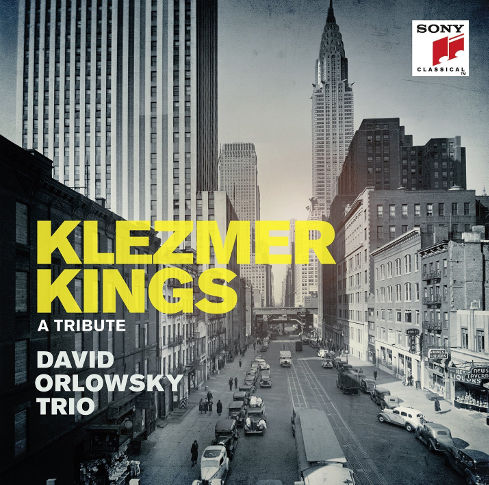 Klezmer Kings - Album Cover